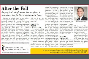 After The Fall: Article Screenshot
