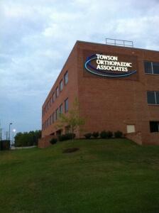 Towson Orthopaedic Associates- Bel Air Location