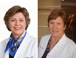 """ary Jo Holloran, MS, CRNP and Cat Volkmann, RN honored by Baltimore Magazine for """"Excellence in Nursing"""""""