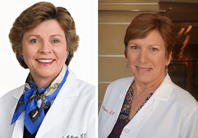 """Mary Jo Holloran, MS, CRNP and Cat Volkmann, RN honored by Baltimore Magazine for """"Excellence in Nursing"""""""