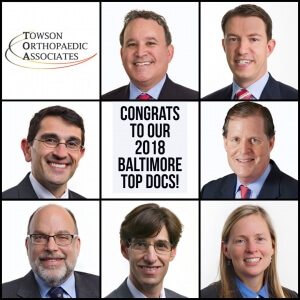 Baltimore Top Docs 2018