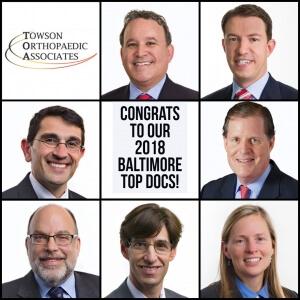 Baltimore Top Docs 2018