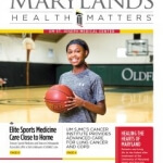 Maryland's Health Matters spring 2018 cover