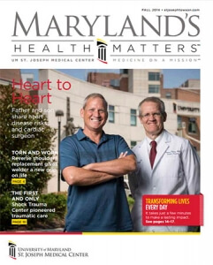 Maryland's Health Matters - Fall 2014