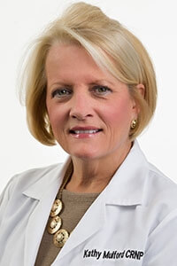 Mary Kathryn (Kathy) Mulford, RN, MS, CRNP, ONP-C