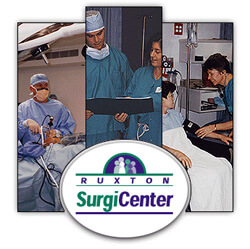 ruxton surgicenter montage of physicians in action